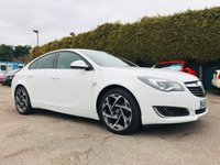 USED 2015 65 VAUXHALL INSIGNIA 1.6 CDTI SRI VX-LINE S/S 5d..ONE PRIVATE OWNER FROM NEW  NO DEPOSIT  PCP/HP FINANCE ARRANGED, APPLY HERE NOW