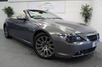 2004 BMW 6 SERIES 4.4 645CI 2d 329 BHP £SOLD