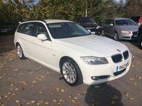 2012 BMW 3 SERIES 2.0 318D SE TOURING 5d 141 BHP