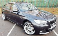 2013 BMW 5 SERIES 2.0 520D M SPORT GRAN TURISMO 5d AUTO 181 BHP £15000.00