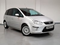 USED 2011 60 FORD C-MAX 2.0 C-MAX TITANIUM X  AUTO  Full Leather Upholstery With Heated Front Seats