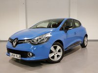 USED 2014 64 RENAULT CLIO 1.2 DYNAMIQUE MEDIANAV 5d 75 BHP 12 Month MOT +  Nationwide Warranty Included + No Deposit Low Rate Finance Available.