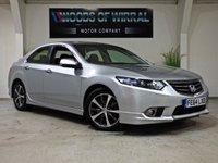 2014 HONDA ACCORD 2.2 I-DTEC ES GT 4d 148 BHP £7980.00