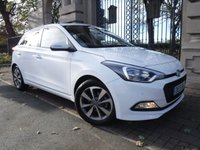 USED 2015 15 HYUNDAI I20 1.2 GDI SE 5d 83 BHP FINANCE AVAILABLE***PART EXCHANGE WELCOME***1 OWNER***FULL HYUNDAI SERVICE HISTORY***£30 ROAD TAX***WARRANTY UNTIL 28.03.20