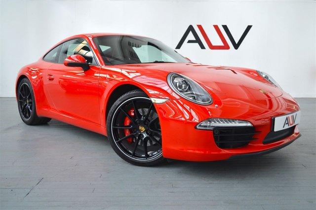 2012 62 PORSCHE 911 3.8 CARRERA S PDK 2d AUTO 400 BHP