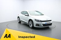 USED 2016 66 VOLKSWAGEN SCIROCCO 1.4 GT TSI BLUEMOTION TECHNOLOGY 2d 123 BHP LEATHER/SUEDE - BLUETOOTH- DAB