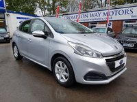 USED 2017 17 PEUGEOT 208 1.2 PURETECH ACTIVE 5d 82 BHP 0%  FINANCE AVAILABLE ON THIS CAR PLEASE CALL 01204 317705