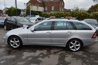 2006 MERCEDES-BENZ C CLASS 2.1 C220 CDI AVANTGARDE SE 5d AUTO 148 BHP £2800.00