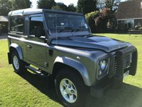 USED 2011 11 LAND ROVER DEFENDER 2.4 90 TD XS STATION WAGON 1d 121 BHP