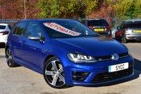 2014 VOLKSWAGEN GOLF 2.0 R DSG 5d AUTO 298 BHP ~ LAPIZ BLUE £18999.00