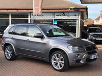 USED 2008 08 BMW X5 3.0 SD M SPORT 5d AUTO 282 BHP Free MOT for Life
