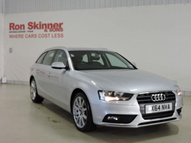 View our 2014 N AUDI A4 2.0 AVANT TDI SE TECHNIK 5d 148 BHP