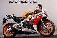 2015 HONDA CBR1000RR FIREBLADE SP ABS REPSOL  £10999.00
