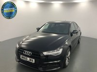 USED 2016 66 AUDI A6 SALOON 2.0 TDI ULTRA S LINE BLACK EDITION 4d AUTO 188 BHP