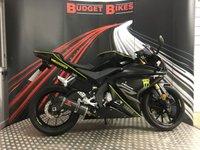 2017 YAMAHA YZF-R125 124cc YZF R125 ABS 15 BHP £3690.00