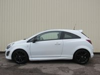 USED 2013 VAUXHALL CORSA 1.2 LIMITED EDITION 3d 83 BHP