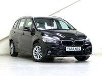 2015 BMW 2 SERIES 1.5 216D SE GRAN TOURER 5d 114 BHP [7 SEATS] £14383.00