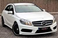 2015 MERCEDES-BENZ A CLASS 2.1 A200 CDI AMG SPORT 5d 136 BHP £17995.00