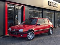 USED 1988 E PEUGEOT 205 1.6 GTI 3d 105 BHP *FULLY RESTORED 205 GTI*NO EXPENSES SPARED*ABSOLUTE BEAUTY*