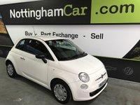 2009 FIAT 500 1.2 POP 3d 69 BHP £3795.00