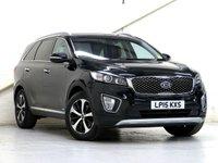 2015 KIA SORENTO 2.2 CRDI KX-3 ISG 5d AUTO 197 BHP [4WD] [7 SEATS] £22289.00