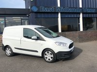 USED 2015 65 FORD TRANSIT COURIER 1.5 TREND TDCI 1d 74 BHP 2015 (65) Plate