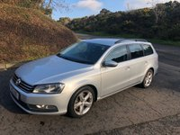 2011 VOLKSWAGEN PASSAT 1.6 SE TDI BLUEMOTION TECHNOLOGY 5d 104 BHP £4995.00