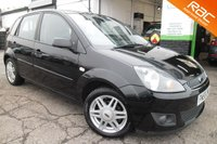 USED 2008 58 FORD FIESTA 1.6 GHIA 16V 5d AUTO 100 BHP VIEW AND RESERVE ONLINE OR CALL 01527-853940 FOR MORE INFO.