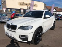 USED 2013 62 BMW X6 3.0 XDRIVE40D 4d AUTO 302 BHP