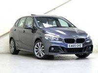 2015 BMW 2 SERIES 2.0 220D XDRIVE M SPORT ACTIVE TOURER 5d AUTO 188 BHP [4WD] [HUGE SPEC] £17667.00