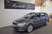 USED 2010 60 SKODA OCTAVIA 2.0 VRS TDI CR DSG 5d AUTO 170 BHP ESTATE RARE VRS DSG AUTO ESTATE - FULL LEATHER - 8 STAMPS TO 97K