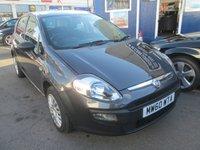 2011 FIAT PUNTO EVO 1.2 ACTIVE 5d 68 BHP £3195.00