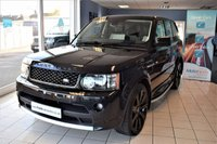 USED 2011 61 LAND ROVER RANGE ROVER SPORT 3.0 TDV6 AUTOBIOGRAPHY 5d AUTO 245 BHP COMMAND SHIFT LOW APR FINANCE AVAILABLE