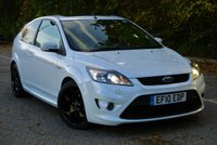 2010 FORD FOCUS 2.5 ST-3 3d 223 BHP £SOLD