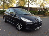 USED 2010 10 PEUGEOT 207 1.6 S HDI 3d 90 BHP