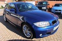 2007 BMW 1 SERIES 2.0 120D M SPORT 5d 161 BHP £3995.00