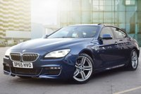 USED 2015 65 BMW 6 SERIES 3.0 640I M SPORT 2d AUTO 316 BHP STUNNING EXAMPLE