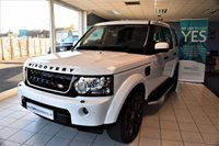 USED 2010 60 LAND ROVER DISCOVERY 4 3.0 4 TDV6 HSE 5d AUTO 245 BHP 2014 MODEL YEAR LOOKS BLACK STYLING PACK