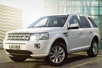 USED 2013 62 LAND ROVER FREELANDER 2.2 SD4 XS 5d AUTO 190 BHP SUPERB EXAMPLE WITH 4 STAMPS IN THE SERVICE BOOK