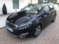 2015 PEUGEOT 308 1.2 PURETECH S/S ALLURE 5d 110 BHP £SOLD