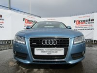 USED 2008 08 AUDI A5 3.0 TDI Sport Quattro 2dr FULL MOT+NAPPA LEATHER+VALUE