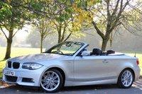 USED 2010 10 BMW 1 SERIES 2.0 118D M SPORT 2d 141 BHP