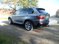 USED 2007 07 BMW X5 3.0 D SE 7STR 5d AUTO 232 BHP 7 SEAT STUNNING CONDITION. 7 SEAT VERSION. PAN ROOF. SAT NAV. LOW MILEAGE