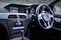 USED 2013 62 MERCEDES-BENZ C CLASS 2.1 C250 CDI BLUEEFFICIENCY AMG SPORT PLUS 4d AUTO 202 BHP