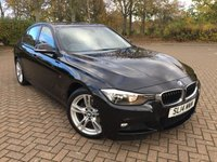 USED 2014 14 BMW 3 SERIES 2.0 320D XDRIVE M SPORT 4d 181 BHP