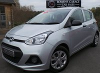 USED 2015 64 HYUNDAI I10 1.0 S AIR 5d 65 BHP 2 Owners - Low Miles - £20 Tax - Air Con - Service History