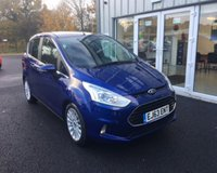 USED 2013 63 FORD B-MAX 1.0 TITANIUM ECOBOOST 125 BHP THIS VEHICLE IS AT SITE 1 - TO VIEW CALL US ON 01903 892224