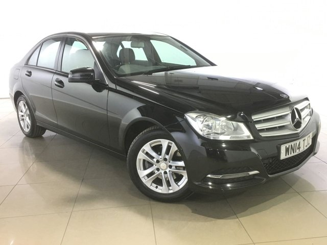 View our 2014 14 MERCEDES-BENZ C CLASS 2.1 C220 CDI BLUEEFFICIENCY EXECUTIVE SE 4d 168 BHP