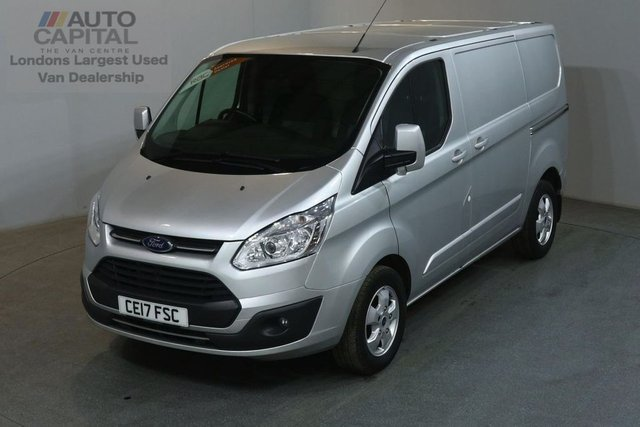 2017 17 FORD TRANSIT CUSTOM 2.0 290 LIMITED 130 BHP L1 H1 SWB EURO 6 AIR CON VAN AIR CONDITIONING EURO 6 ENGINE