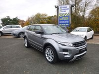 USED 2013 12 LAND ROVER RANGE ROVER EVOQUE 2.2 SD4 DYNAMIC 5d AUTO 190 BHP